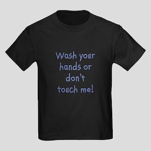 My Cystic Fibrosis Awareness Kids Dark T-Shirt