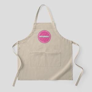 Deplorable - Pink Apron