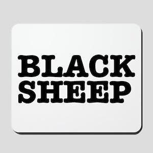 BLACK SHEEP:- Mousepad