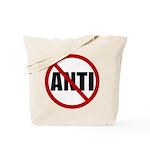 Anti-Anti Tote Bag