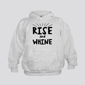 Rise and whine Kids Hoodie