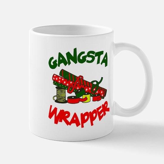 Gangsta Wrapper Mug