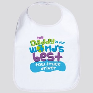 Tow Truck Driver Gifts for Kids Baby Bib