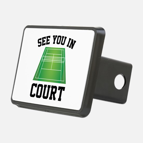 See You In Court Hitch Cover
