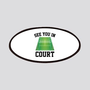 See You In Court Patches