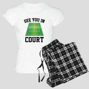 See You In Court Women's Light Pajamas