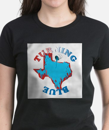 Turning Texas Blue T-Shirt