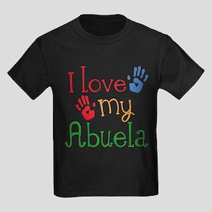 I Love Abuela T-Shirt