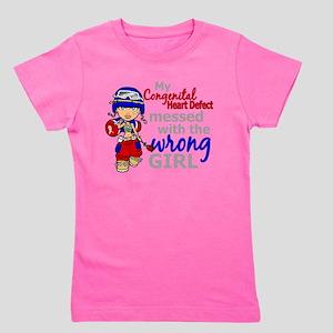 CHD Combat Girl 1 T-Shirt