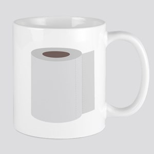 Roll of toilet paper Mugs