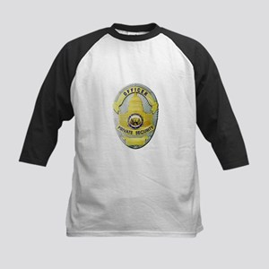 Private Security Baseball Jersey