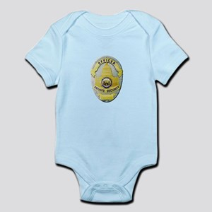 Private Security Body Suit