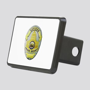 Private Security Hitch Cover