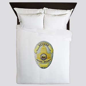 Private Security Queen Duvet