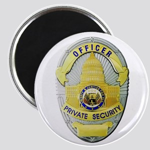 Private Security Magnets