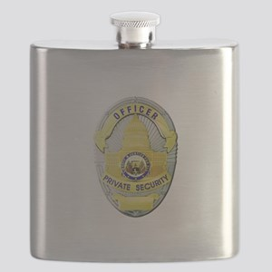 Private Security Flask