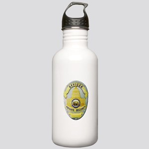 Private Security Water Bottle