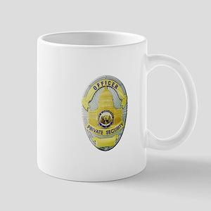 Private Security Mugs