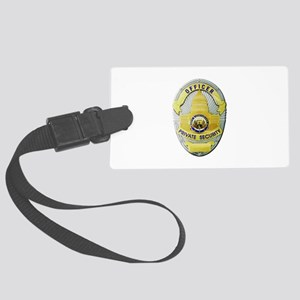 Private Security Luggage Tag