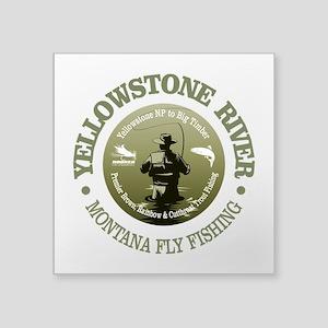 Yellowstone River Sticker