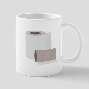 Toilet paper rolls Mugs