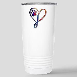 Infinity Paw Travel Mug