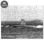USS CROAKER Puzzle