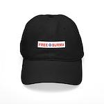 Free Burma Black Cap