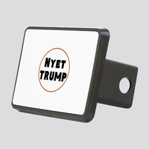 Nyet Trump, No Trump/Putin Hitch Cover