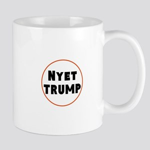 Nyet Trump, No Trump/Putin Mugs