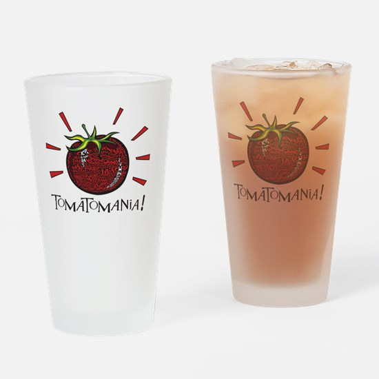Tomato Drinking Glass