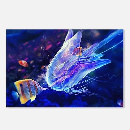 Cool Undersea Postcards (Package of 8)