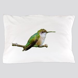 hummimg bird Pillow Case
