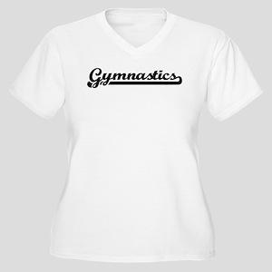Gymnastics Plus Size T-Shirt
