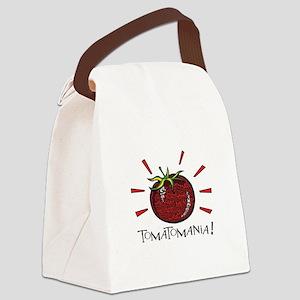 Tomatomania Names Canvas Lunch Bag
