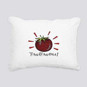 Tomatomania Names Rectangular Canvas Pillow