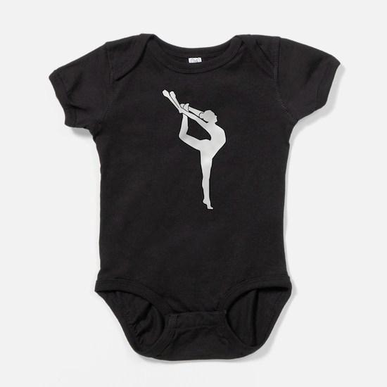 Gymnastics girl woman Body Suit