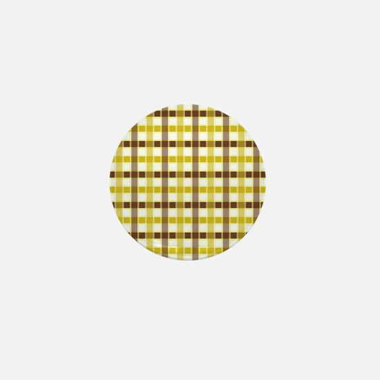 PLAID Mini Button
