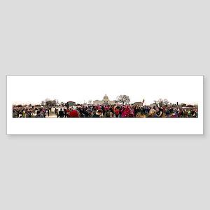 Women's March Bumper Sticker