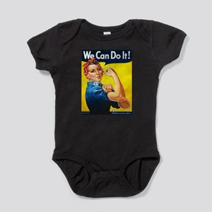 Rosie The Riveter Body Suit