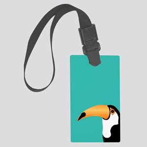 Toucan Large Luggage Tag