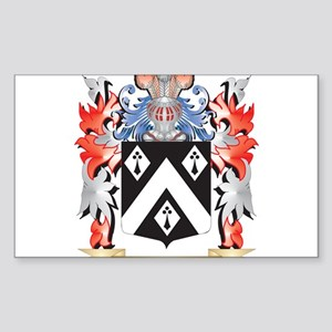 Chapa Coat of Arms - Family Crest Sticker