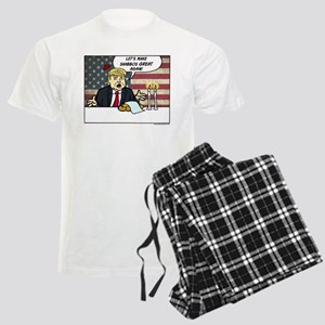 Make Shabbos Great Again Trump Pajamas