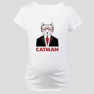 Catman Maternity T-Shirt