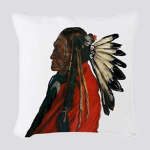 PROUD Woven Throw Pillow
