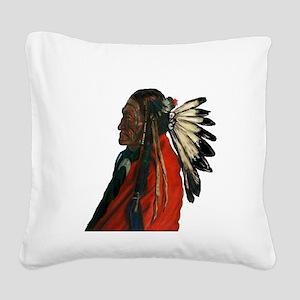 PROUD Square Canvas Pillow