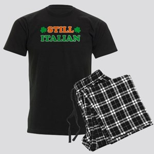 Still Italian Irish Shamrock Pajamas