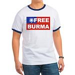 Free Burma Ringer T