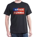 Free Burma Dark T-Shirt