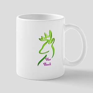 her buck Mugs
